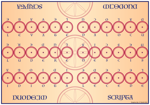 DuoDecim Scripta Colour