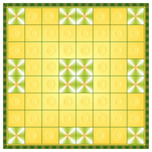 Ashtapada Board
