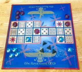 The Royal Game Of Ur Board