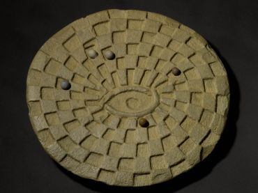 Stone-Mehen-Game-1st-Dynasty-British-Museum-EA66852